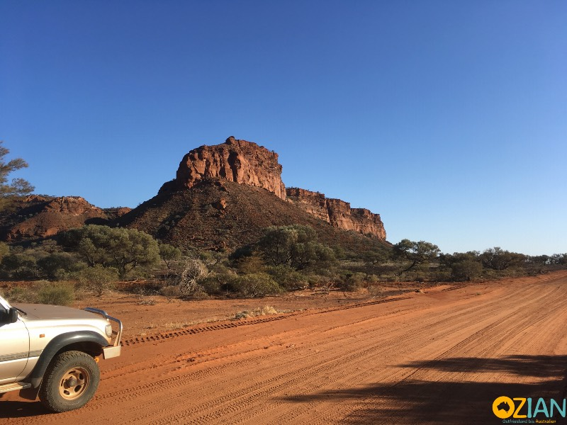 OZIAN Outback und Wildflowers Tour